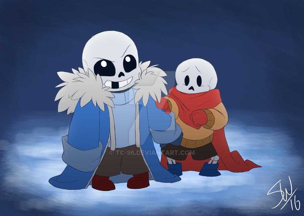 Undertale   Baby Bones by XSansXPapyrusX