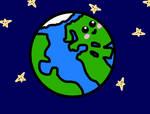 Kawaii Earth