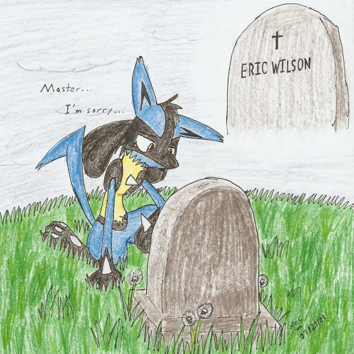 Lucario is not Mewtwo by Mister-Saturn on DeviantArt