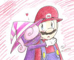 MarioxVivian Doodle
