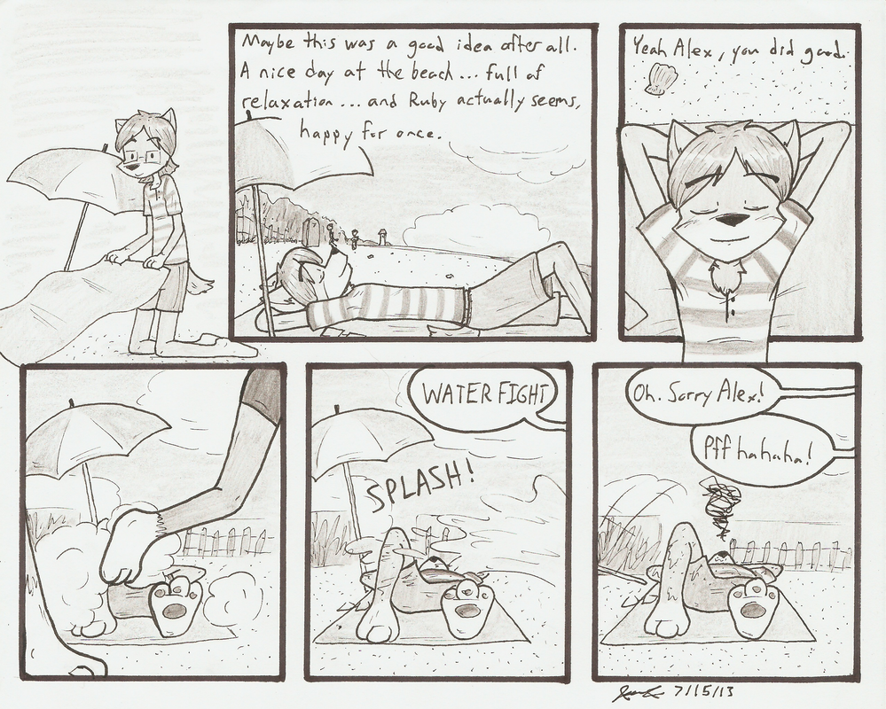 sChIzO 190: You Did Good by Mister-Saturn