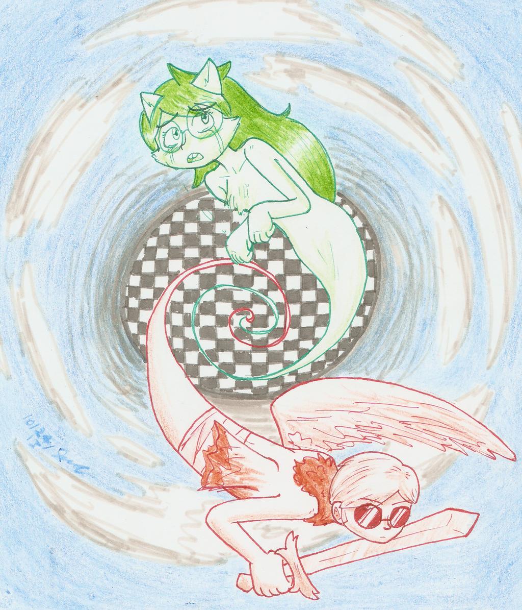 Sprites in Skaia by Mister-Saturn