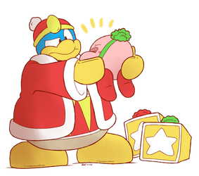 Gift of Kirby