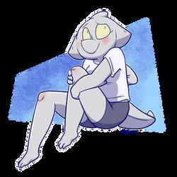 Cutie Mari by Mister-Saturn