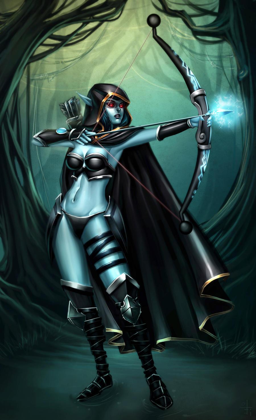 Warcraft traxex desnuda erotic picture