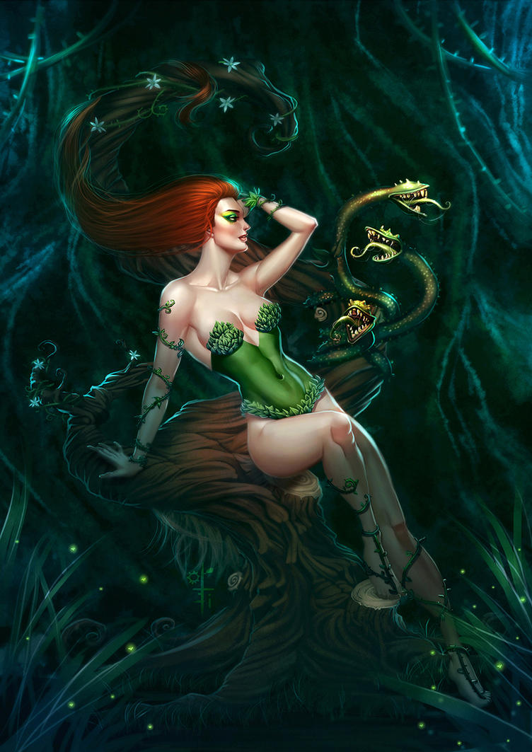 Poison Ivy by olei