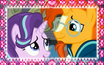 StarBurst  Stamp (StarlightXSunburst) by midnightlunarose