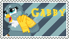 Gabby Stamp by midnightlunarose