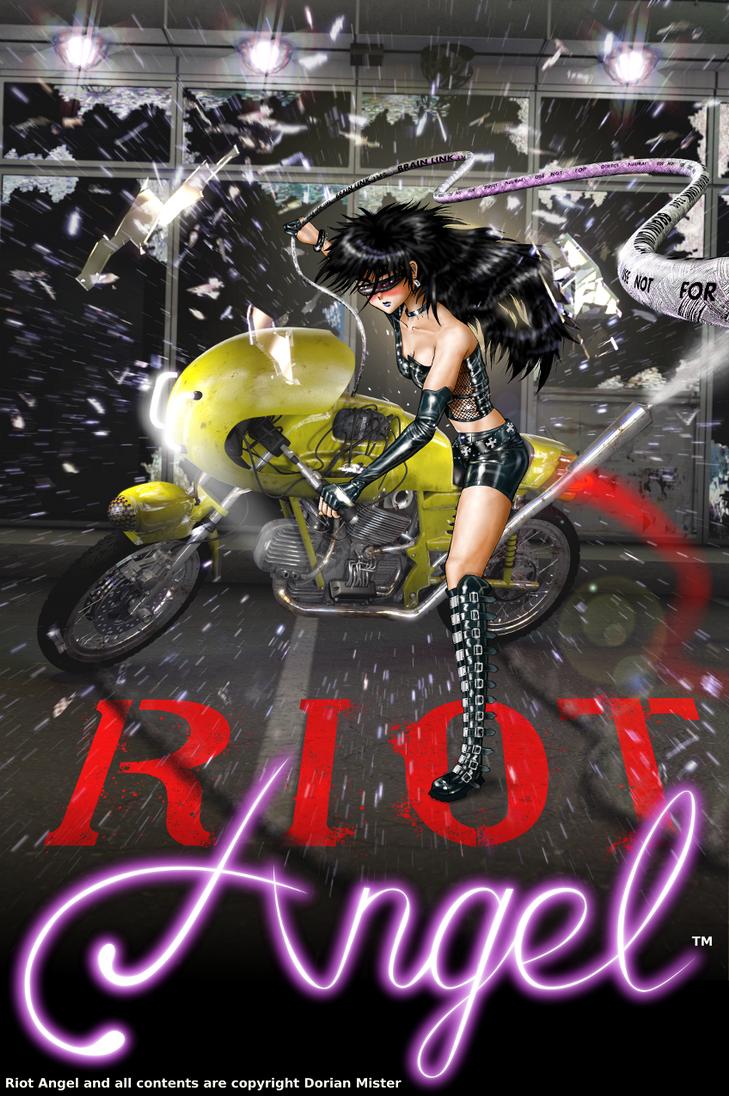 Riot Angel Promo 02 by SaiUchitateru