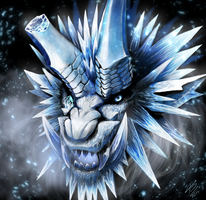 Toa Tesukatora - Monster Hunter