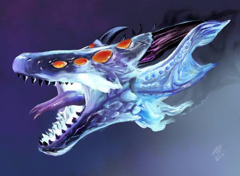 Xeno'Jiiva - Monster Hunter