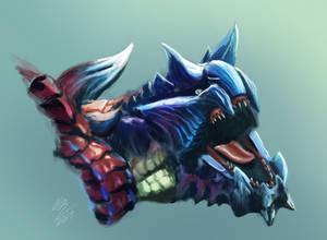 Glavenus - Monster Hunter