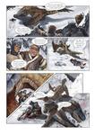 p.4 - The Forsaken Huntress :: Snow red