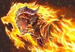 Waking the inner Fire - Teostra gijinka