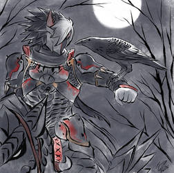The Raven and the Snake