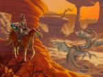 Desert dwellers - Equinoth - Monster Hunter