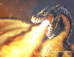 Fatalis Wrath - Monster Hunter