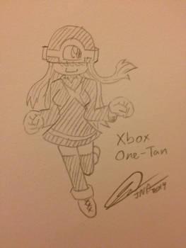 Xbox One-tan (Doodle)