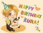 Happy Birthday Kura