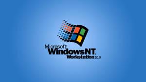 4K Windows 10 Retro wallpaper