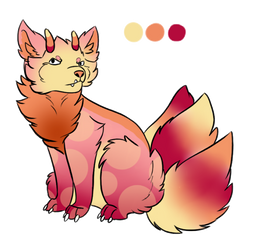 OPEN | OTA | Color Palette Adopt by VintageFinch