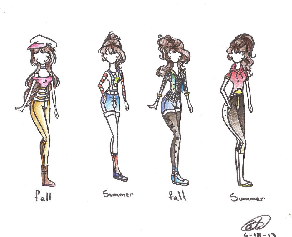 Fashion Design Contest Entry 1 By Miseve On Deviantart