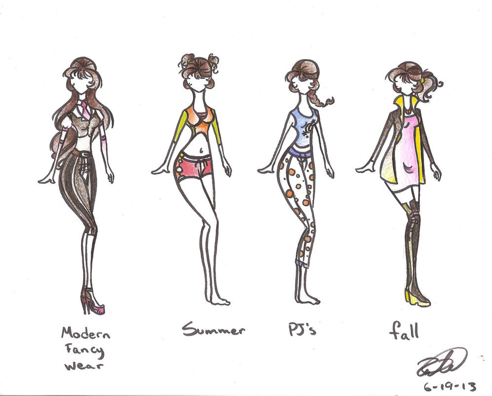 Fashion Design Contest Entry 2 By Miseve On Deviantart