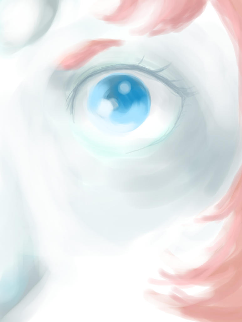 PEARLY EYES by poisodon