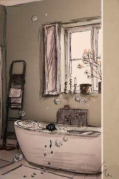 kohlekumpel_bathing