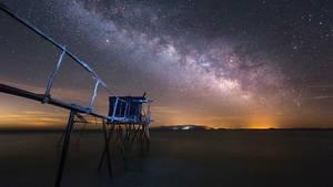 Milky Way by Rizone