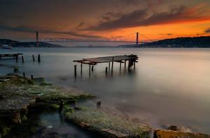 Sunset by Rizone
