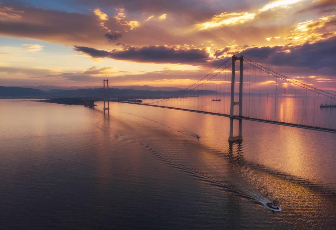 Osmangazi Bridge by Rizone