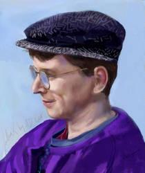 portrait of Julia Kay