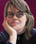 portrait of Grietje