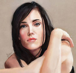 portrait of Jennifer