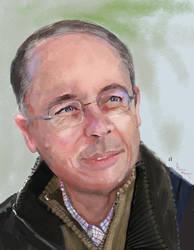 portrait of Manuel Silva