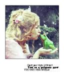 Little Girl by AngelicRuin