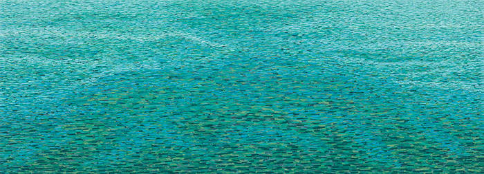 Seascape-48 17x47 2014-web by KennethOber