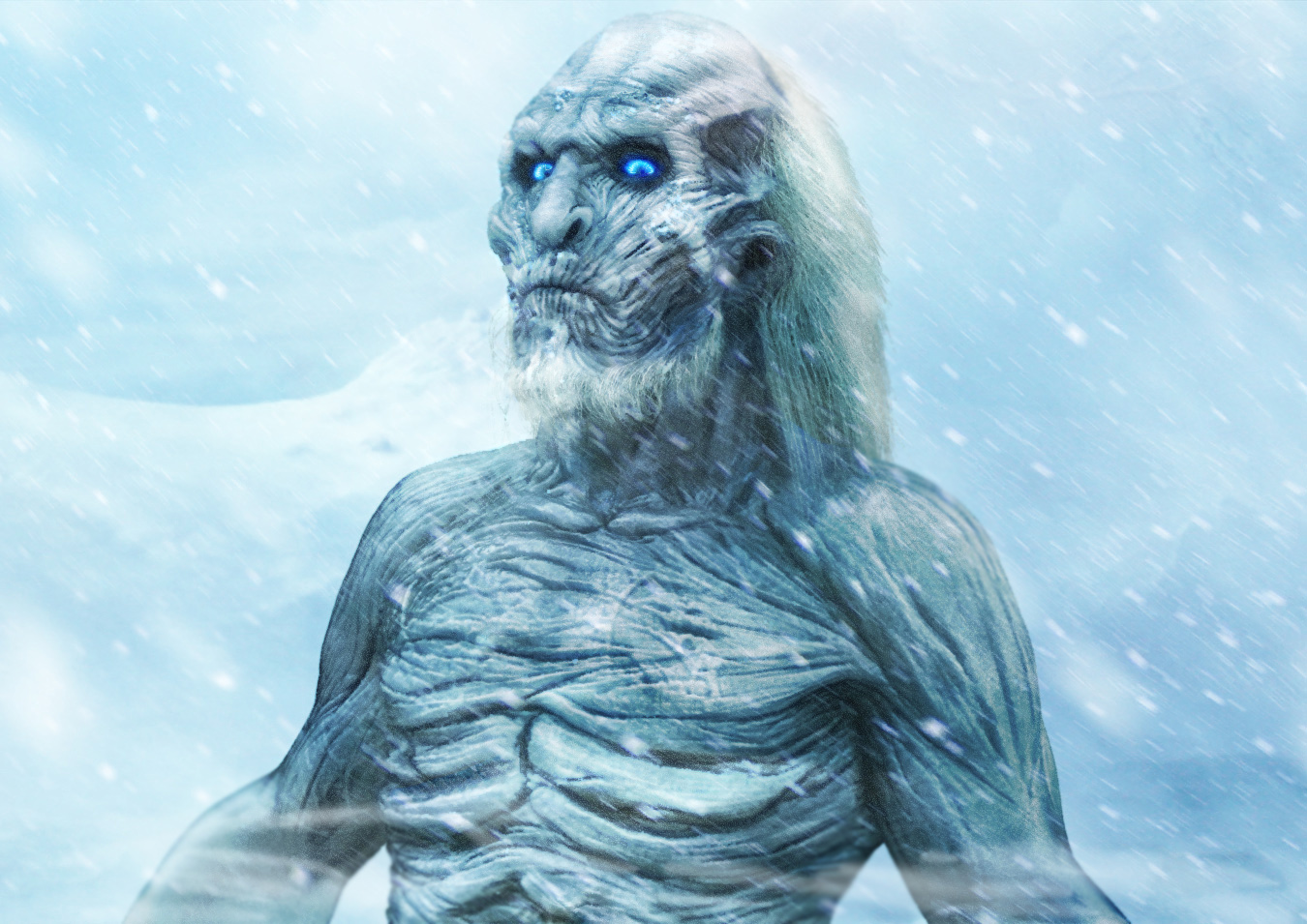 White walker by Smoke2007