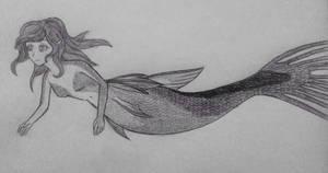 Mermaid by TaffyGiggleberry
