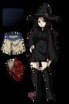 Brietta Di Maria Motteviis [Black clover] by KuromuPeach