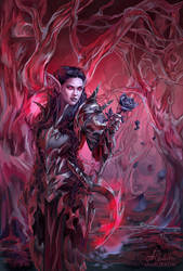 Lazarus Lyon of Damned