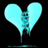 Inverted heart by Ayyg
