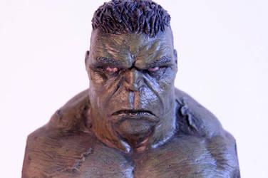 Sculpey Hulk