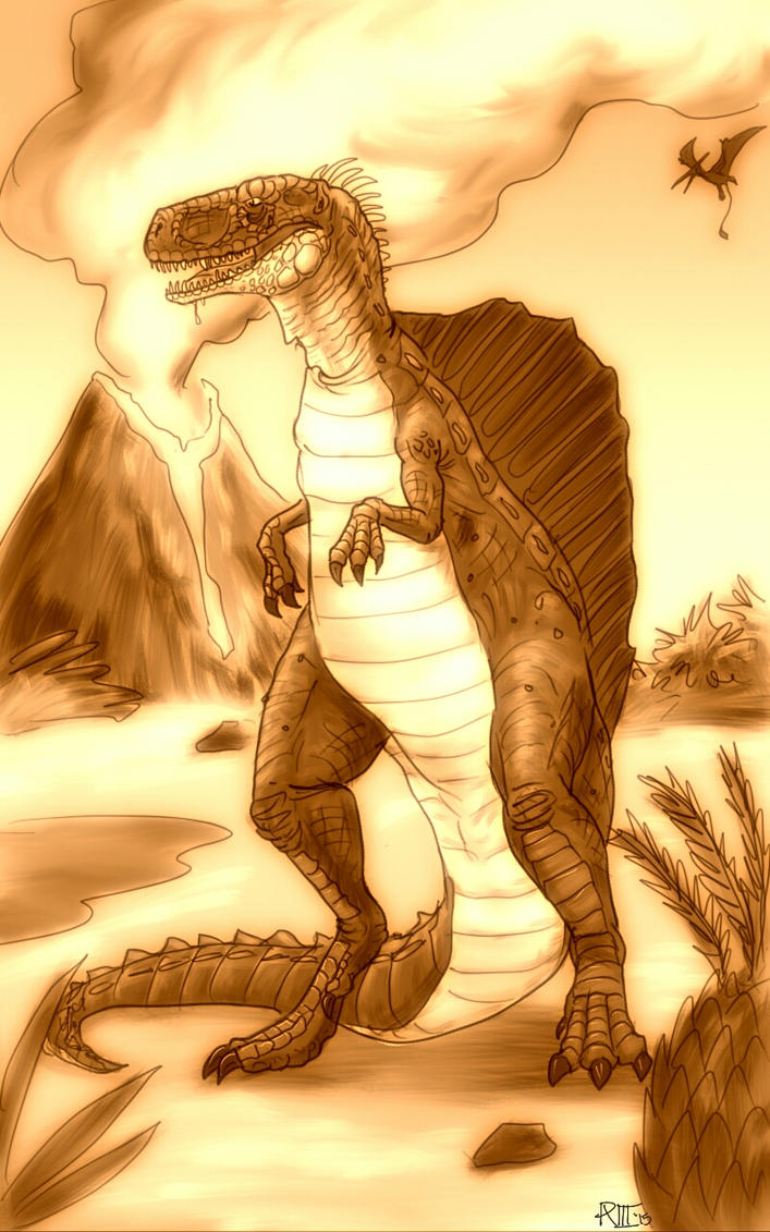 Retro Spino by DoctorRat