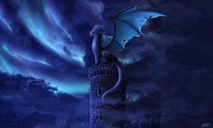 Lunafrym - Dragon of the Night