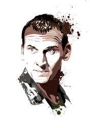 The Ninth Doctor Who by hansbrown-77
