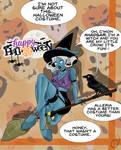 World of Warcraft halloween! by VanyPie