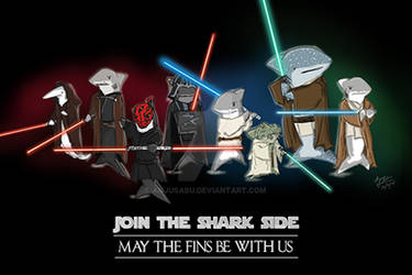 Join The Shark Side!