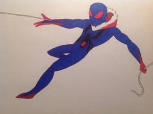My spidersona: Spider-Zer